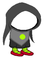 HS Sprite Base - Hooded Witch by AnnaTheWonderGirl01