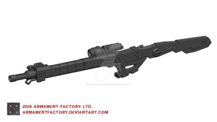 BEAM SMARTGUN 01 by ARMAMENTFACTORY