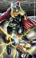 Thor by ArcosArt