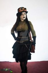 Death Steampunk by Alatariel69