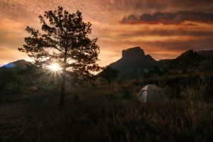 Big Bend National Park by InQdeth