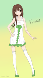 Evolet by Ayano-tyan
