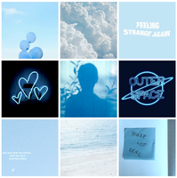 Ev | Beau Ardorine Aesthetic by Cosmic-Cola