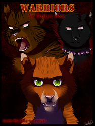 Warrior Cats The Darkest Hour cover by Wolfjesyo