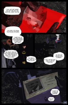 Batman: S.S #04 - PG4 by MrUncleBingo