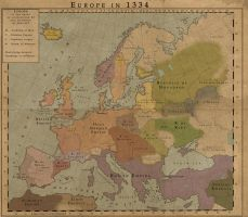 Isaac's Empire by 1334 by MarcosCeia