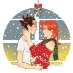 Holiday Spirit | Tracer x Emily | Overwatch by BaGgY666