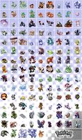 Pokemon nostalgia - full sheet