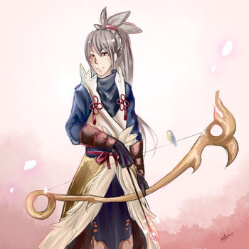 young prince of Hoshido by KillerBlume