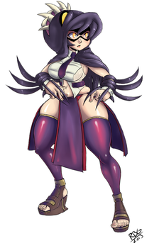 Filia and Sadira by RandomBoobGuy-dA