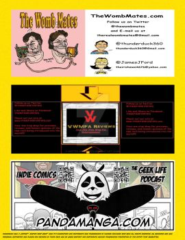 PHONEMAN call 4 justice(TM) comic page ad 1 by MIZTER-ROOTBEER