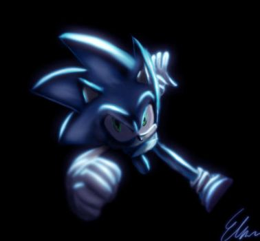 Sonic The Hedgehog by Default-Deviant