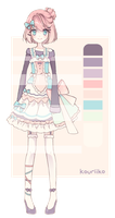 cotton colors - set price closed by kouriiko