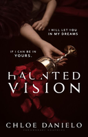 Haunted Vision | Wattpad Cover by sugarsweetmiracles