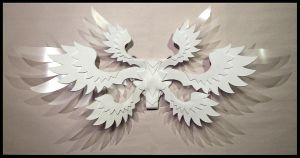 Seraph Wings by CraftyWingy