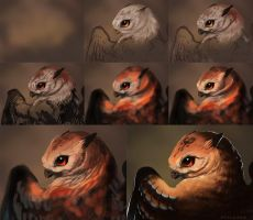 Gryphon Process by Fulemy