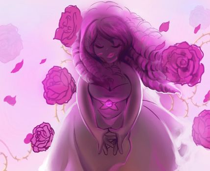 Rose Quartz by Suguro
