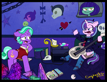 It's not a phase by Caytarts
