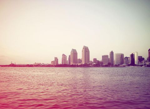 Goodnight San Diego by OVEclipse
