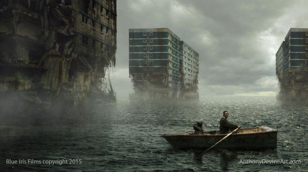 BOAT DMP 1 by AnthonyDevine