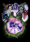 Twilight Vs The Forces Of Evil by Little-Winged-Angel