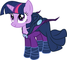 Twilight Sparkle as Mare Do Well (3) by 90Sigma