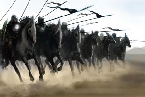 Charge of the Utarians by RobbieMcSweeney