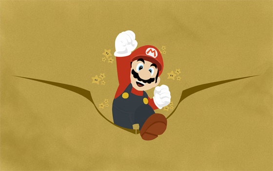Mario - Smash Brother by roike