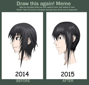 Redraw Meme - Choyi Profile by AnAngelicDay