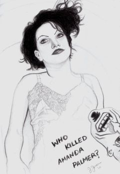 Who Killed Amanda Palmer? by HappyRaincloud