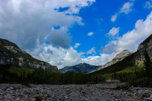 Canyon Creek Ice Caves: Wide Open by Lumimyrskydawn
