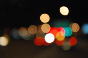Light Bokeh 1 by KameleonKlik