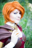 Shiris - Record of Lodoss War Cosplay by Kapalaka
