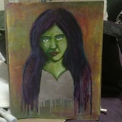 She Hulk by Poorartman