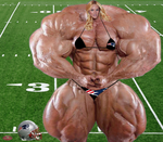 Huge Patriots NFL Player by ericf989