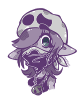 Team Skull Grunt: Shrigtrap by MarshallTrap