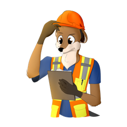 Construction Worker by Team4Dead9001