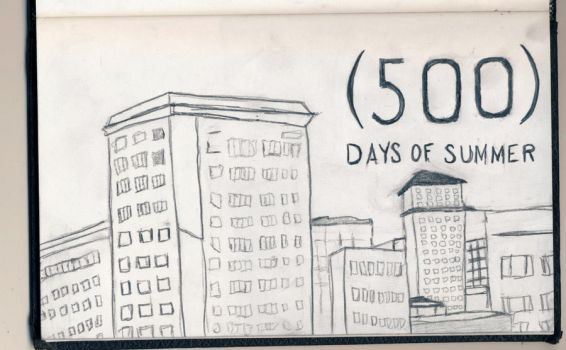 architecture drawing 500 days of summer. Ariegn 6 500 Days Of Summer By Emericcson123 Architecture Drawing