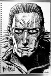 King, The Strongest Man On Earth OPM by mika-drawing