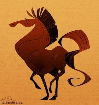 Equus by PookaDoodle