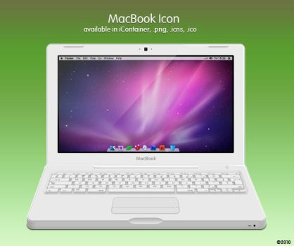 MacBook White by rewkelly
