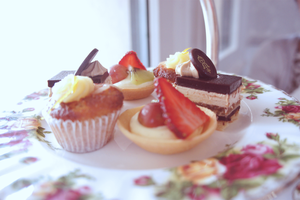 petit fours by sarsparil