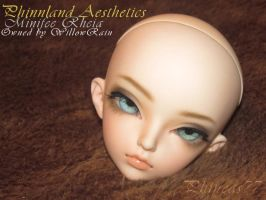 Faceup Commission: MNF Rheia by Phineas77