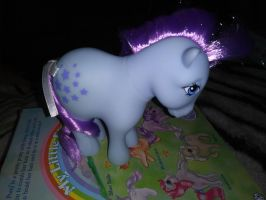 35th Anniversary Collector Pony Bluebelle by LittleKunai