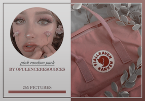 Pink Random Pack By Opulenceps by OpulenceResources