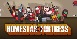 Homestar Fortress by DaBurninator