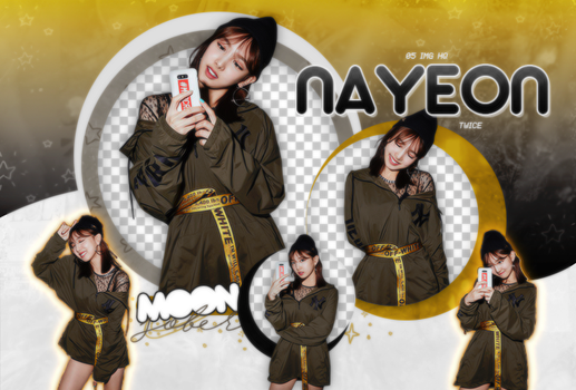 NAYEON//TWICE-PNGPACK#3 by MoonSober