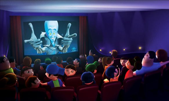 Cinema by ulisses-teles