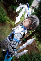 Dynasty Warriors 8 - Wang Yi by Xeno-Photography