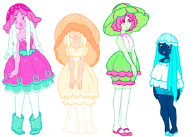 Jellyfish Adopts [CLOSED] by Death2Eden